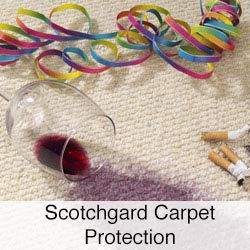 Scotchgard Carpet Protection